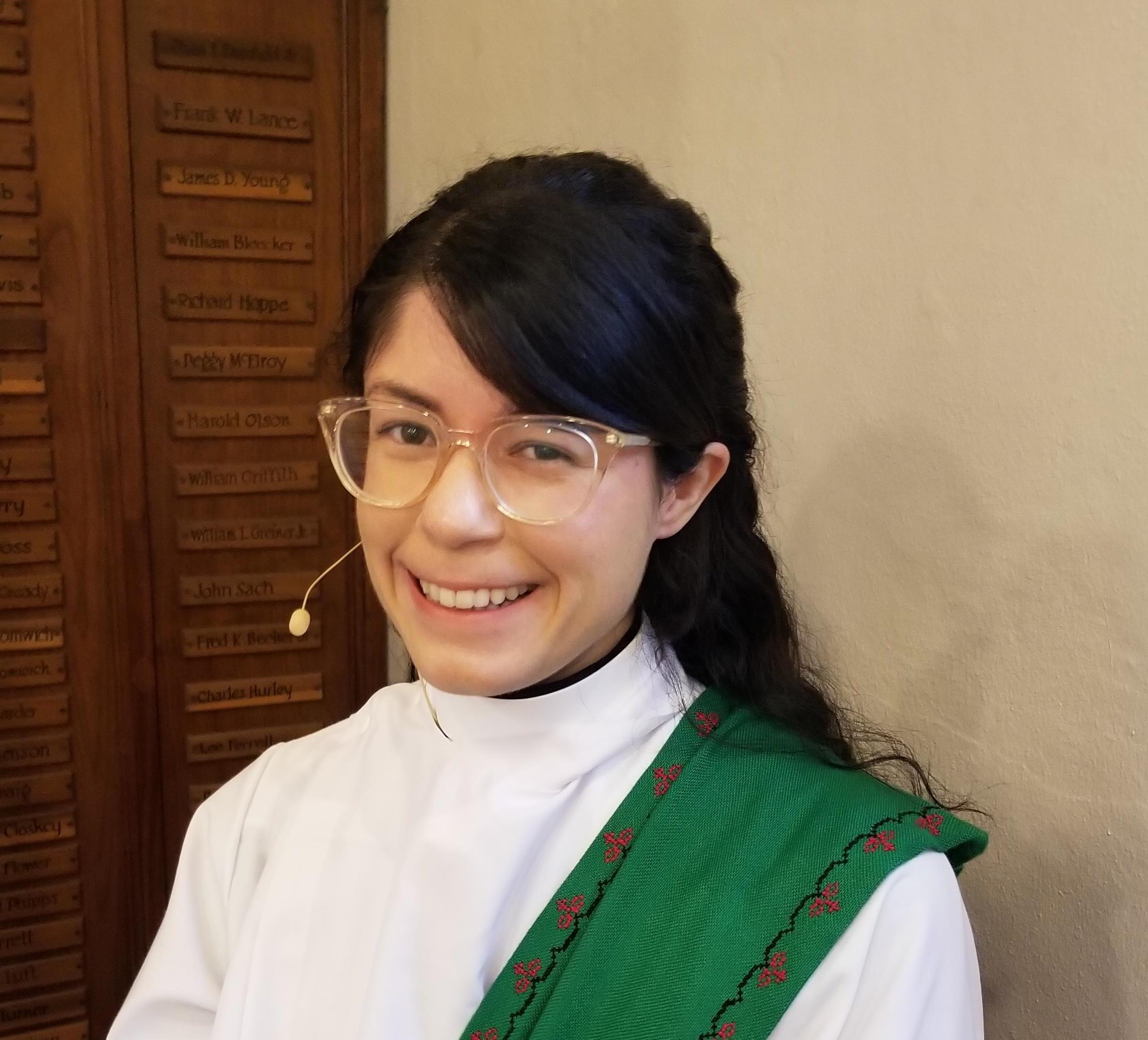 Rev. Laura Di Panfilo