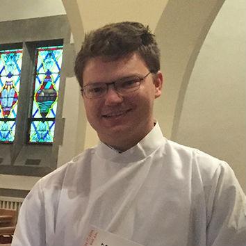The Rev. Garrett Yates