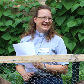 The Rev. Michelle Boomgaard