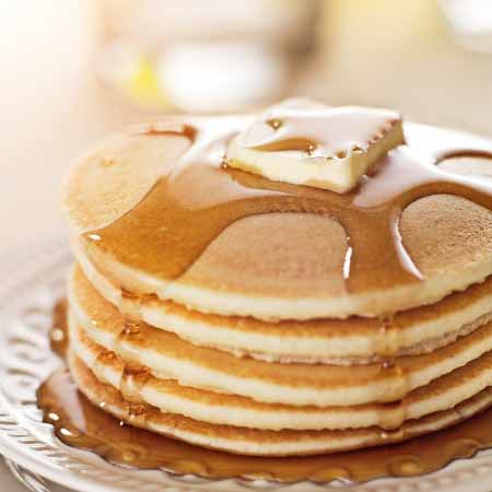 Shrove Tuesday Pancake Supper - Tuesday, February 25, 5:30-7 pm