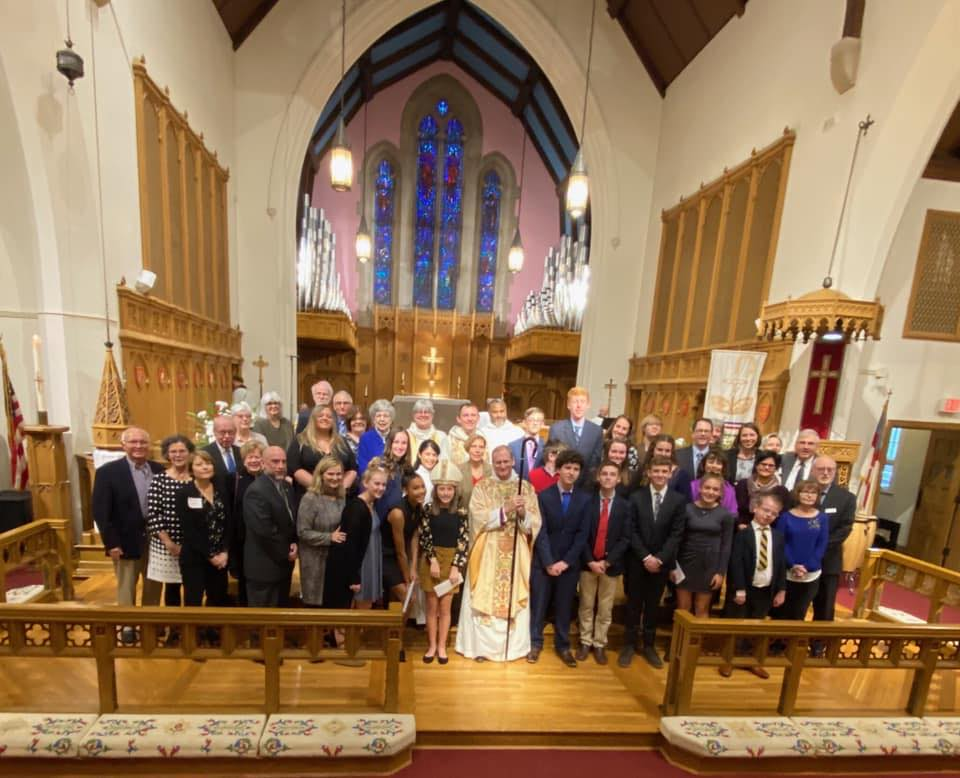 Is it the right time for you to be formally received into the Episcopal Church?