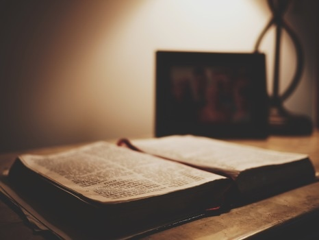 Associate Rector's Bible Study - May 10