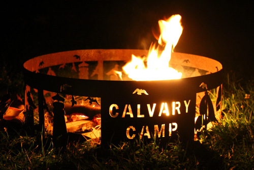 Many Generations of Calvary Camp