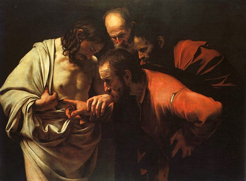 Children, Youth & Family Ministry: Reflection on Doubting Thomas and COVID-19