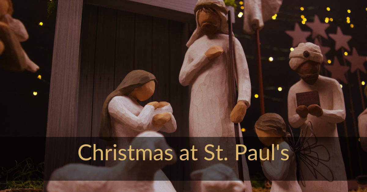 Christmas at St. Paul's