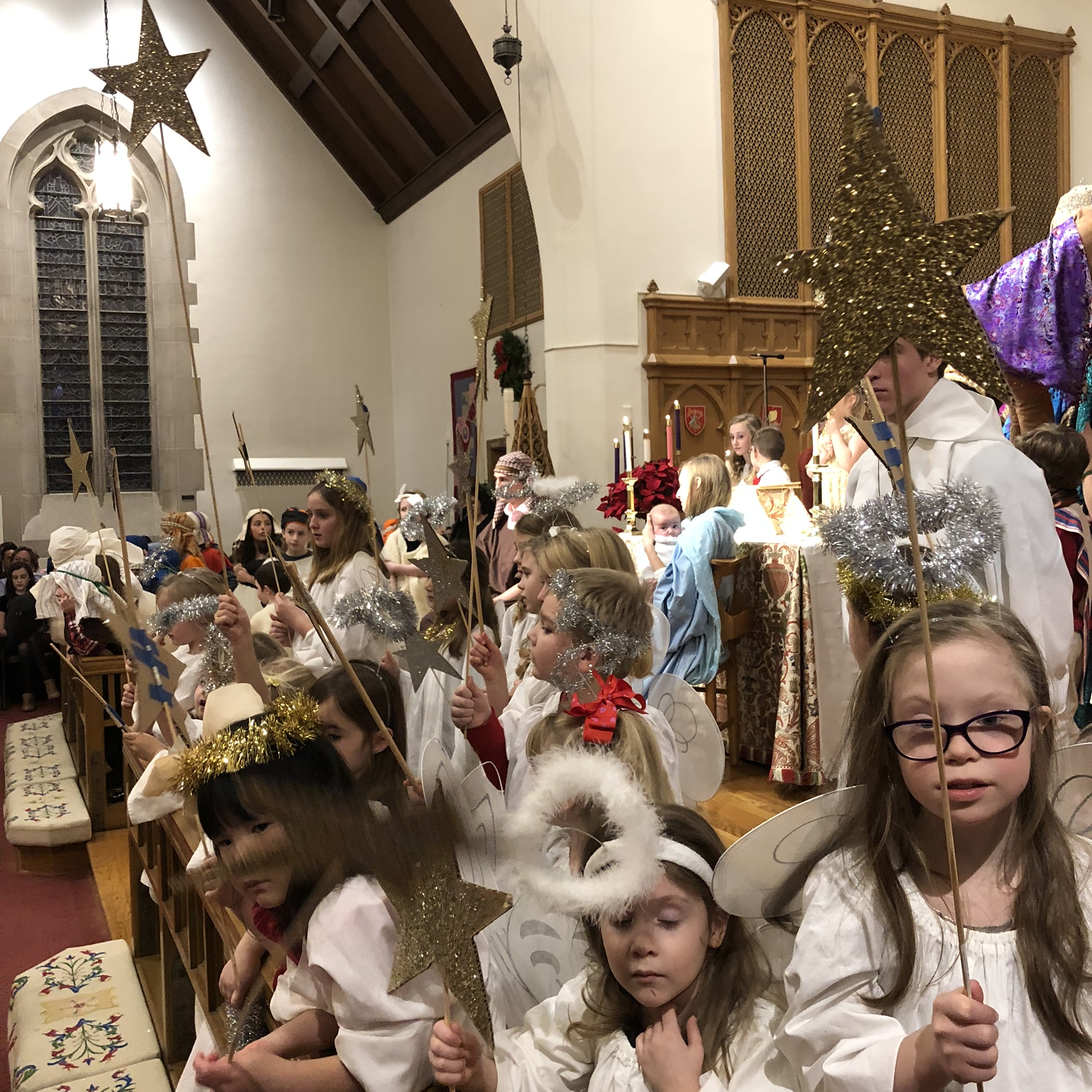 Christmas Pageant 2019 Christmas Pageant 2019 Update | St. Paul's