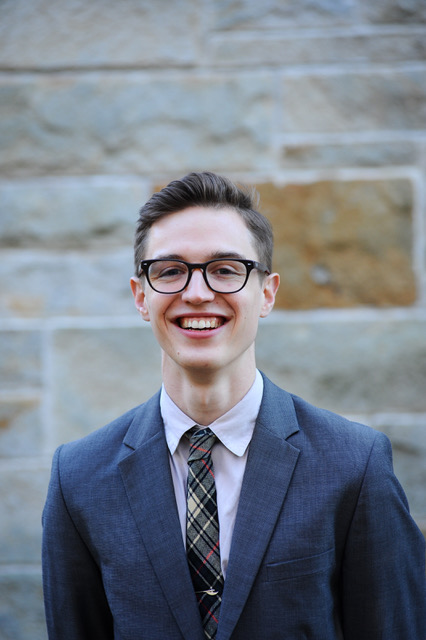 Welcoming Luke Zerra, our New Youth Minister